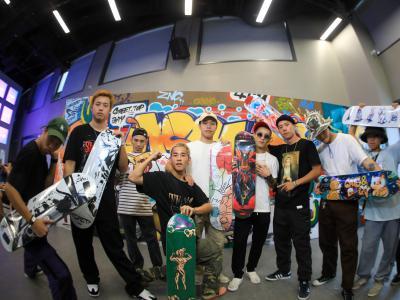 【WHATSUP WKND】#276 深圳滑板、涂鸦、音乐、领养小动物的派对