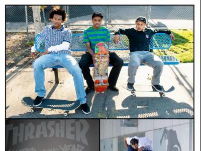 【滑板黑历史】滑板追星最高境界 因为他们成为传奇摄影师