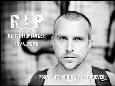 HUF创始人Keith Hufnagel因脑癌离世,R.I.P!