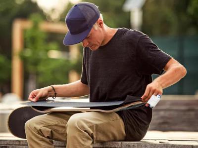 【滑板黑历史】关于滑板砂纸的冷知识,你知道吗?