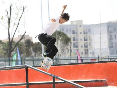 中国·安徽滑板公开赛圆满落幕!