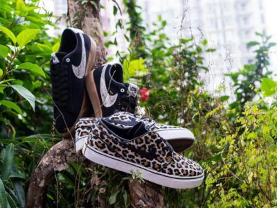 【NEWYE周三】无预告闪电发售:Nike SB野性纹路「豹与蛇」