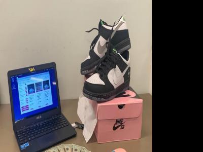 【滑板废观点】Nike SB太难抢,我们上暗网淘了一双!