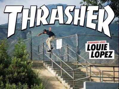 不开玩笑,人人都爱Louie Lopez!