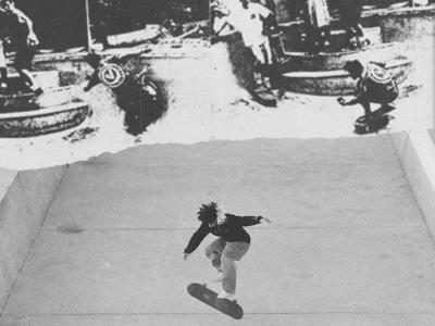 与滑手共生的职业,滑板摄影师王晨玮的故事