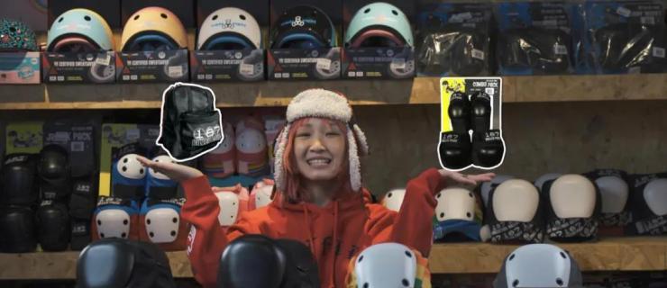 【NEWYE周三】全国滑板场兴起,你需要一套专业的187护具!