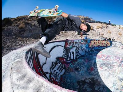 穿越Arizona的滑板之旅 | Erick Winkowski, Henry Gartland, & Kevin Braun