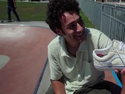 Vans全新的 Skate Classics耐刷吗?Corey Glick 100个尖翻带来答案!