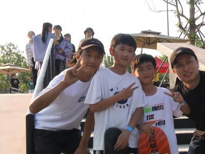 【WHATSUP WKND】#285 高群翔、小小虎连夜来深圳参加滑板活动
