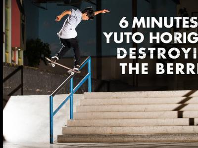 世界冠军Yuto Horigome | Battle Commander