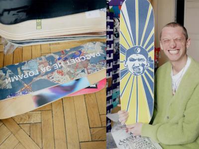【盘问】对话TOLYA TITAEV,未来俄罗斯滑板的走向