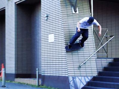 快脚滑手,Leo Takayama最新影片「EAZY MISS」个人片段发布