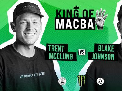 KING OF MACBA 4 - Trent Mcclung VS Blake Johnson