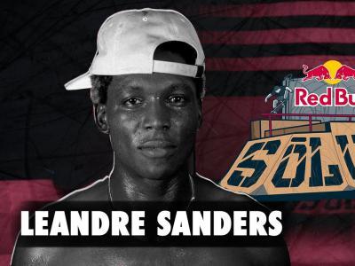 奥地利红牛SŌLUS系列赛事|滑手Leandre Sanders参赛