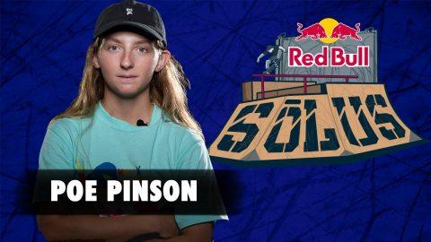 奥地利红牛SŌLUS系列赛事| 女滑手Poe Pinson参赛