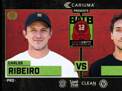 BATB 12最新一局:Carlos Ribeiro Vs. Cody Cepeda