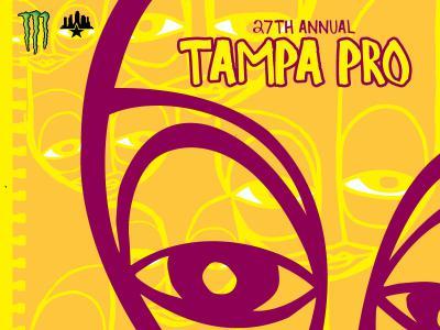 Tampa Pro 2021赛事正在进行时!